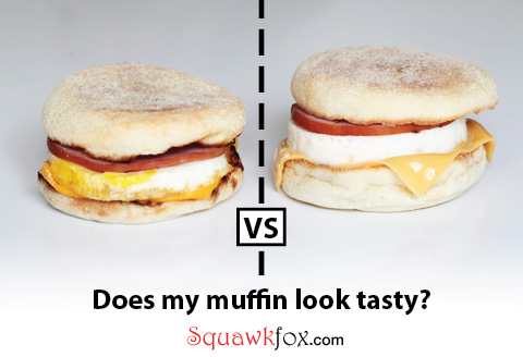 tasty egg mcmuffin