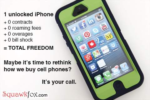 unlocked cell phones freedom
