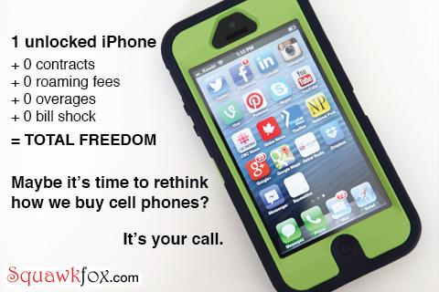 unlocked cell phones freedom