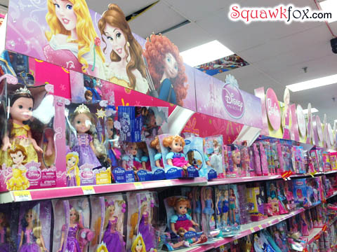 gendered toys girls