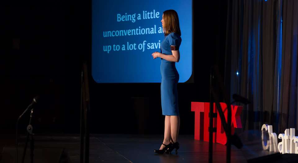 Kerry K. Taylor at TEDx