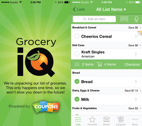 5 Free grocery apps that save you time and money - Squawkfox