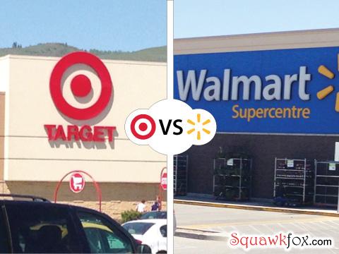target-walmart