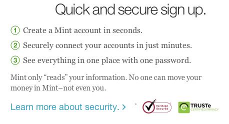 mint security
