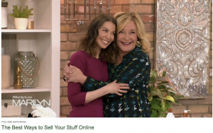 The Marilyn Denis Show: The Best Ways to Sell Your Stuff Online