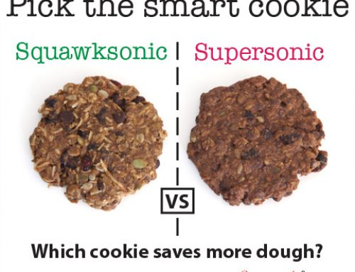 Smart Cookie: A vegan gluten-free chocolate chip cookie recipe