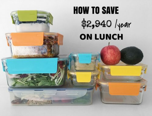 How to Save $2,940 a Year by Bringing Lunch to Work