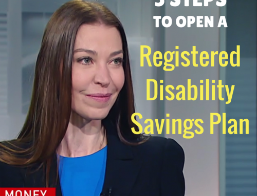 RDSP: 5 Steps to open a Registered Disability Savings Plan