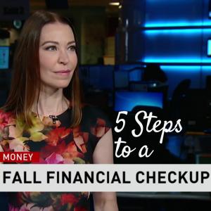 To-Do List: 5 Steps to a Fall Financial Checkup