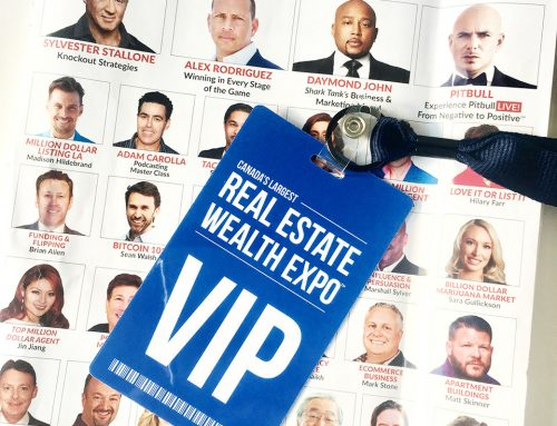 I went to a Real Estate Bitcoin Wealth Expo so you don't have to