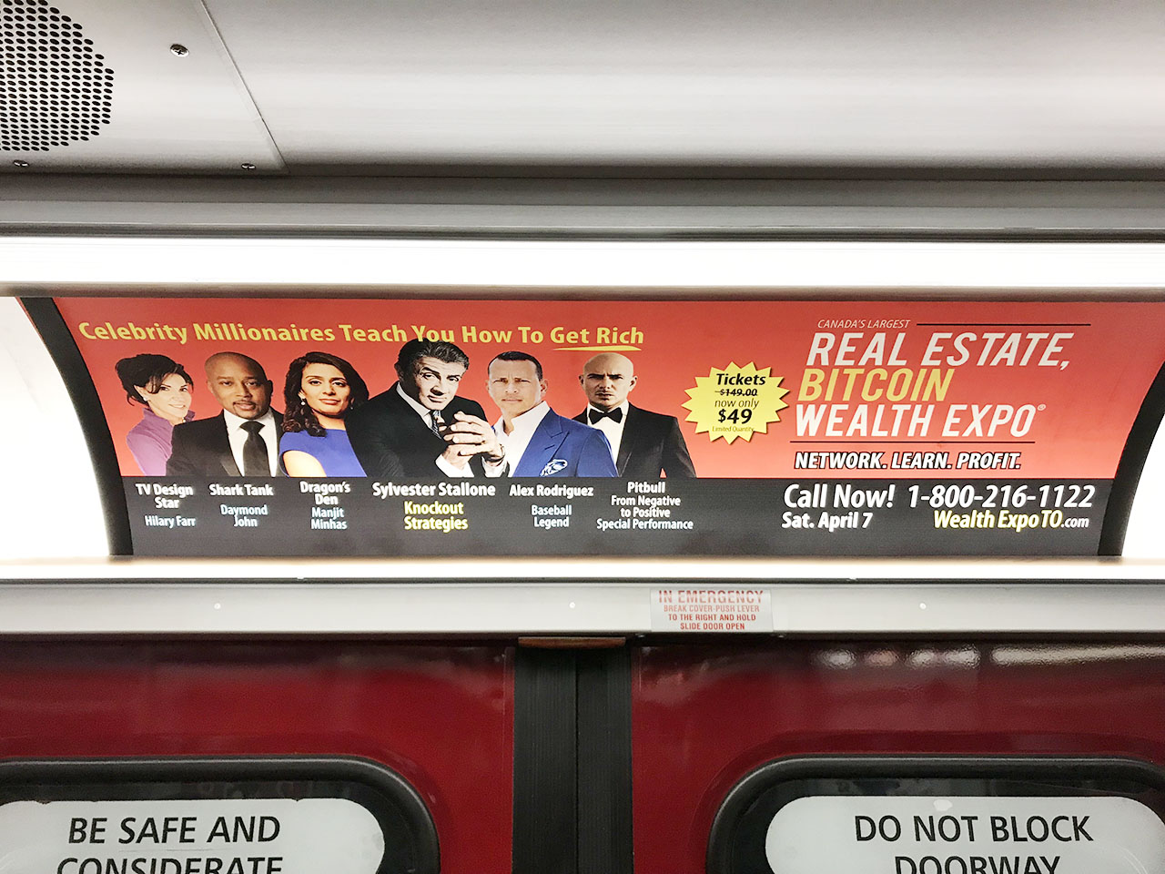 Real Estate Bitcoin Wealth Expo