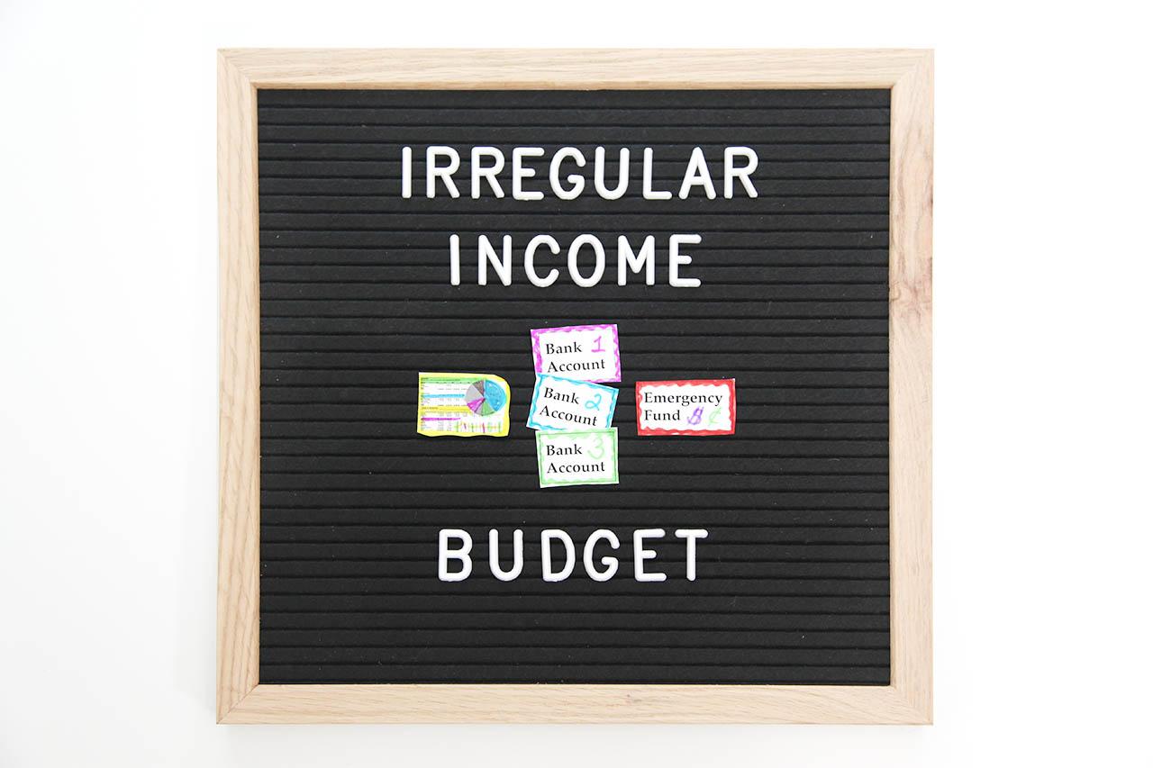 irregular income