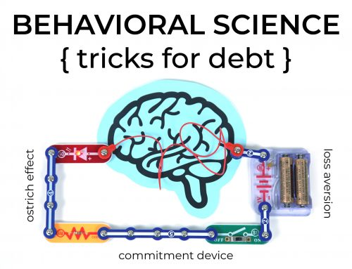 3 Behavioral Science Tricks to Help You Pay Off Debt Faster