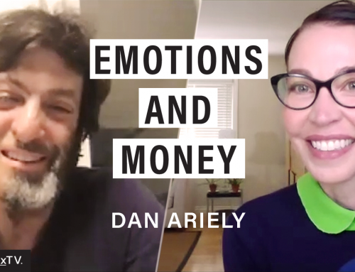 Dan Ariely on Breaking Bad Financial Habits Using Tech